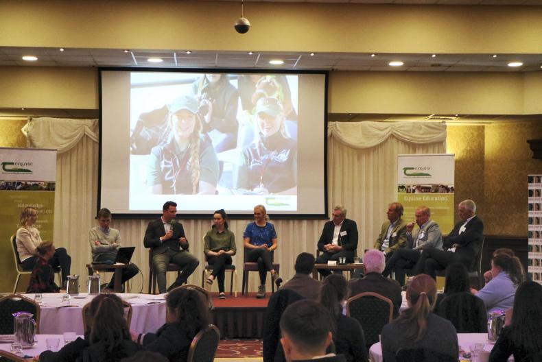 YOUNG BREEDERS SEMINAR: Skill and ability key to a career in equine industry