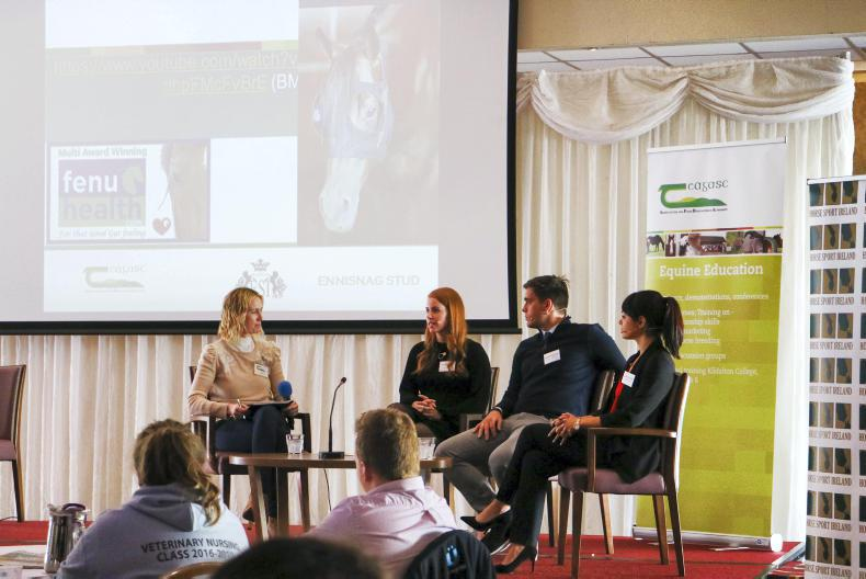 YOUNG BREEDERS SEMINAR: Taking the opportunities