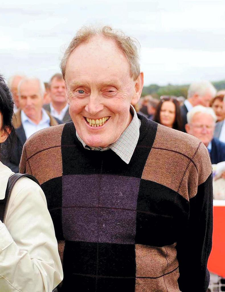 Mick Lee laid to rest