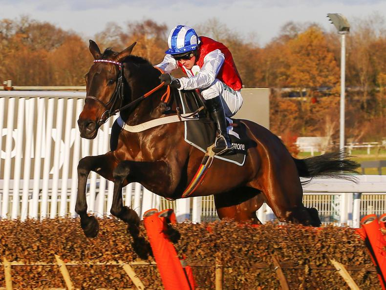 On The Blind Side team favouring Mersey heat at Aintree