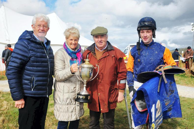 MARGIE McLOONE: Horses are in Kanturk family's DNA