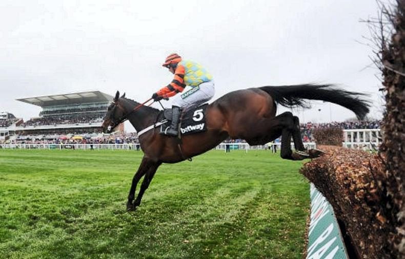 VIDEO: Might Bite impresses with Aintree Bowl success