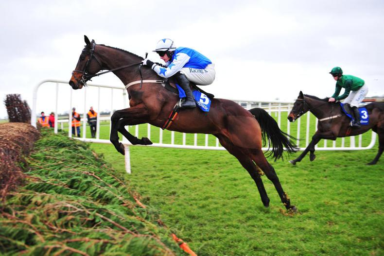 LIMERICK: Kemboy bounces back from Irish National fall