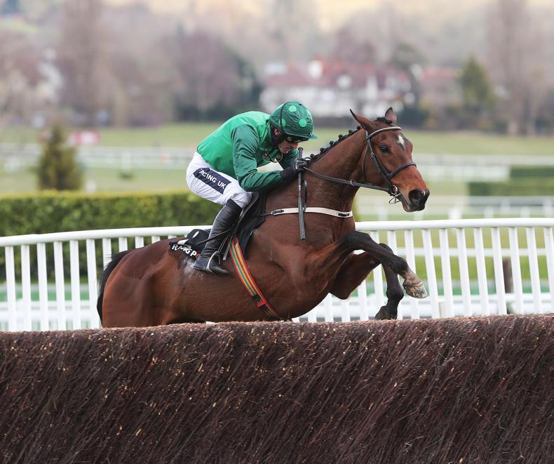 Brilliant Footpad to be aimed at Punchestown after missing Aintree