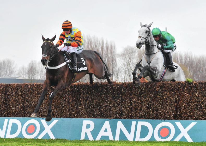 AINTREE THURSDAY: So easy for imperious Might Bite