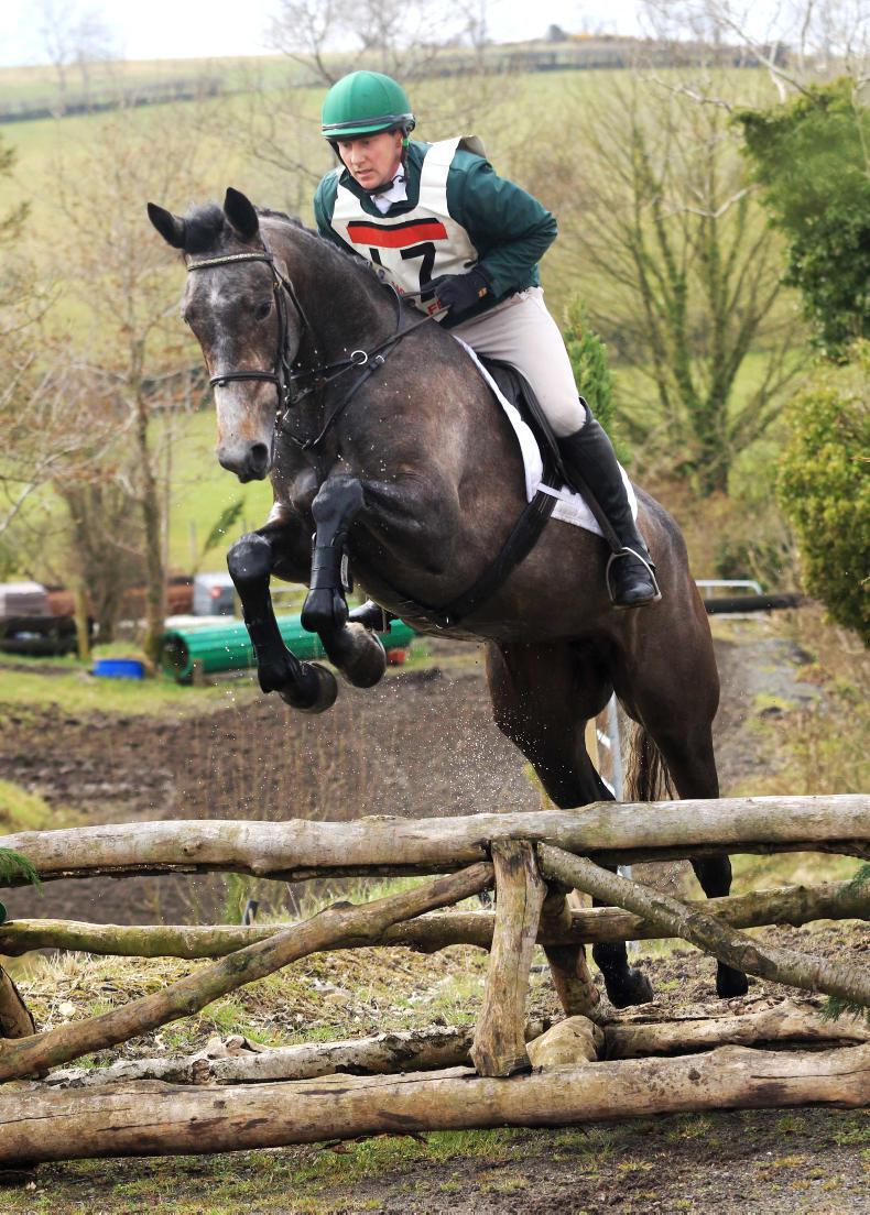 EVENTING: Halliday hogs limelight at Lusks