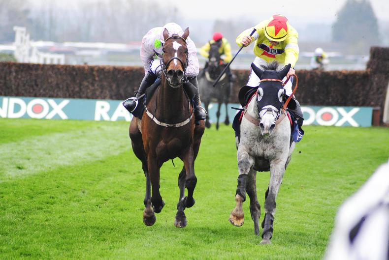 AINTREE FRIDAY:  Politologue in a thriller