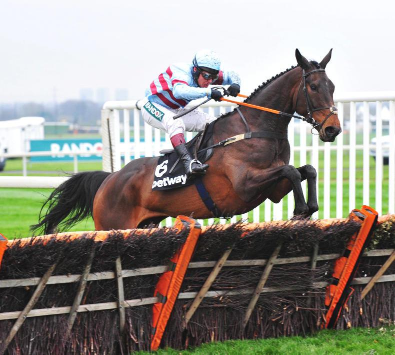 AINTREE FRIDAY: Emotional victory for Lalor