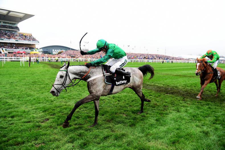 AINTREE FRIDAY: Terrefort takes the Mildmay