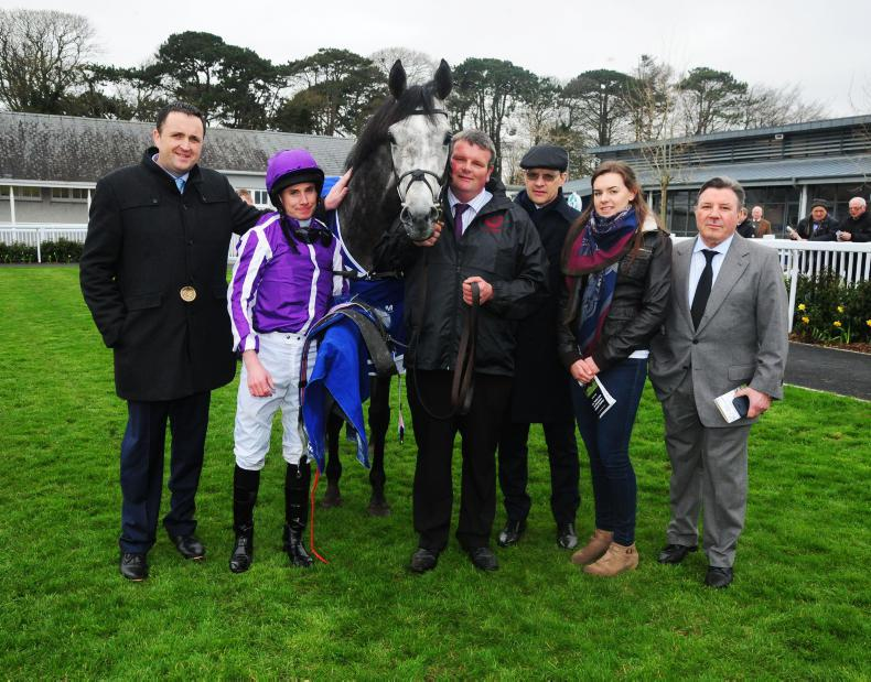 NAAS FRIDAY: Classic Capri puts up gritty display