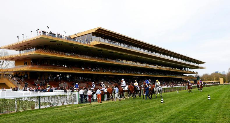 FRANCE:  ParisLongchamp passes first test