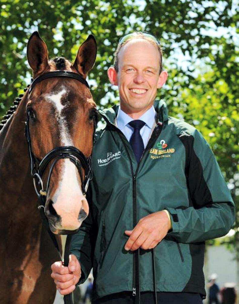 Victory for Jonty Evans and Cooley Rorkes Drift at Belton Horse Trials