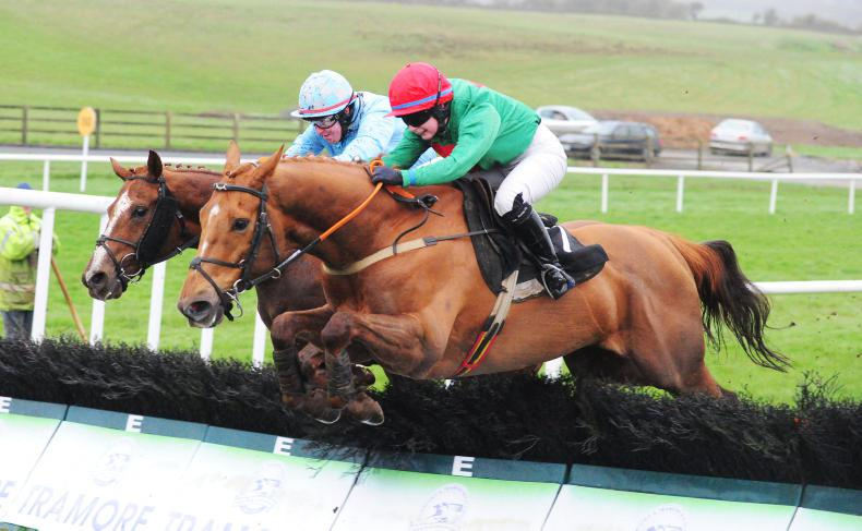 TRAMORE MONDAY: First success on the track for young Townend