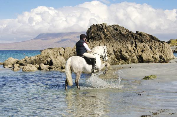 Escape to beautiful Connemara