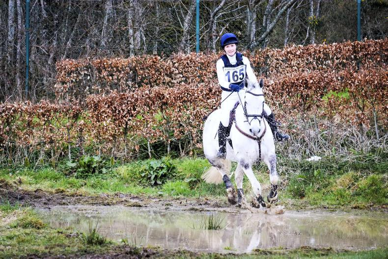 EVENTING: Two Millstreet wins for busy Horgan
