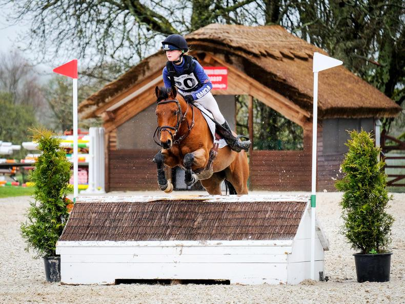IRISH HORSE WORLD FIXTURES, April 21st 2018