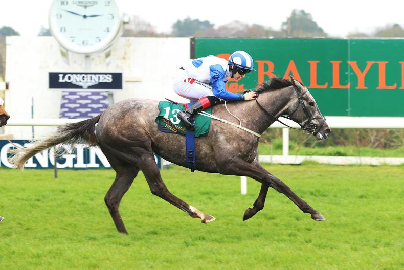 Lyons' family success on the double