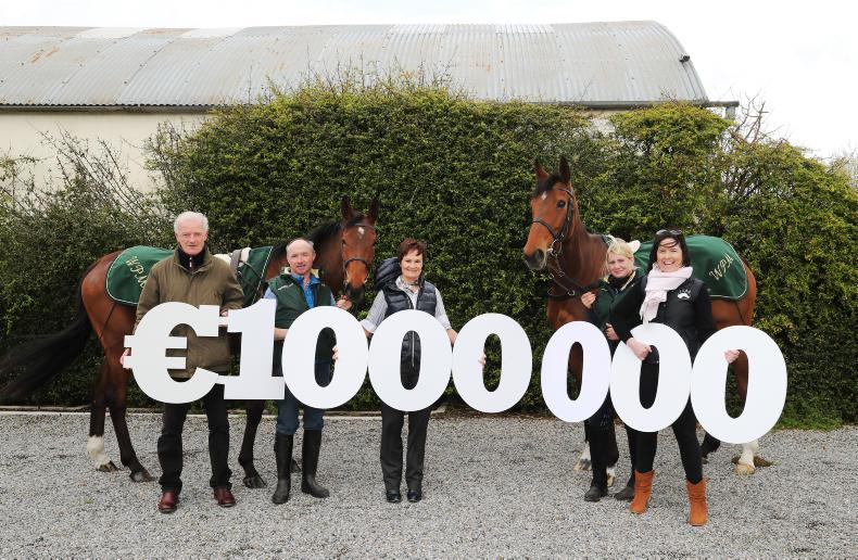 A million reasons to buy and race NH mares