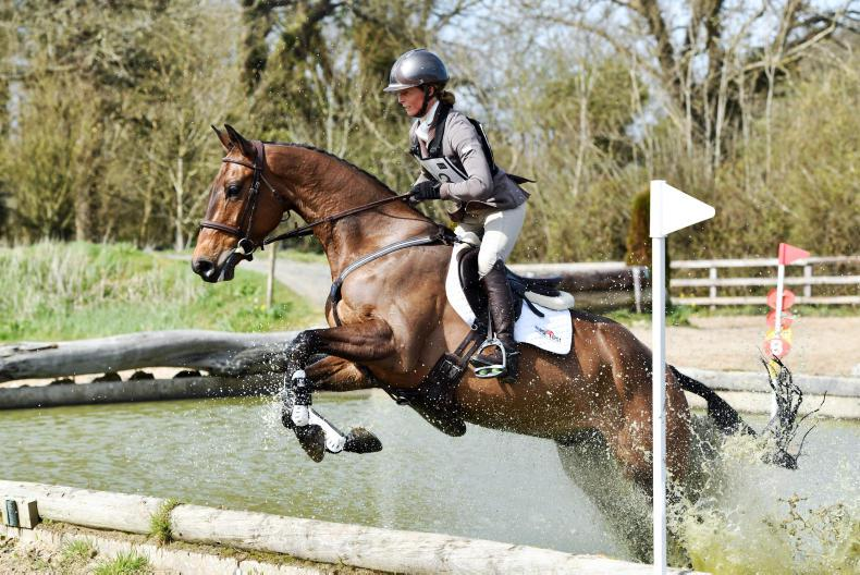 EVENTING: Double of qualifier wins for Ennis