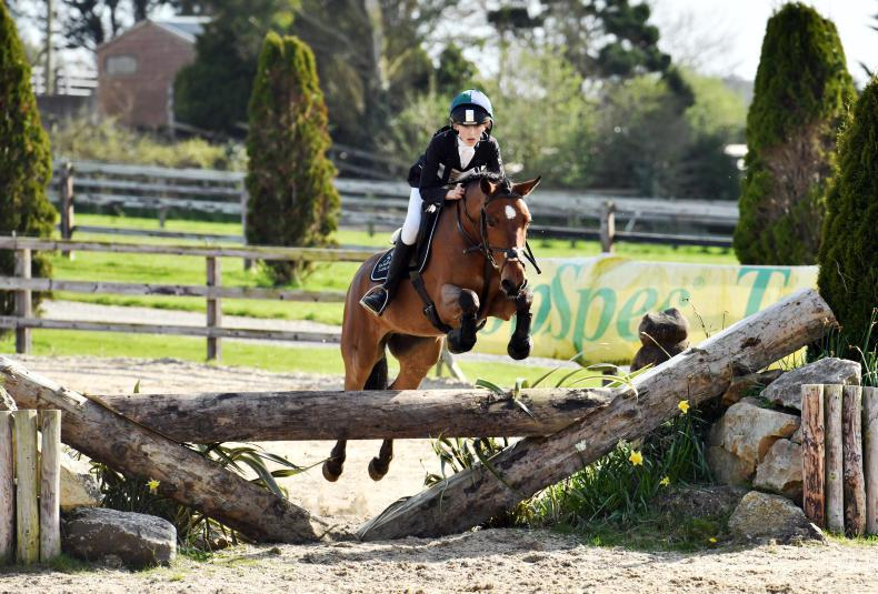 EVENTING: Eventing is now Murphy's passion