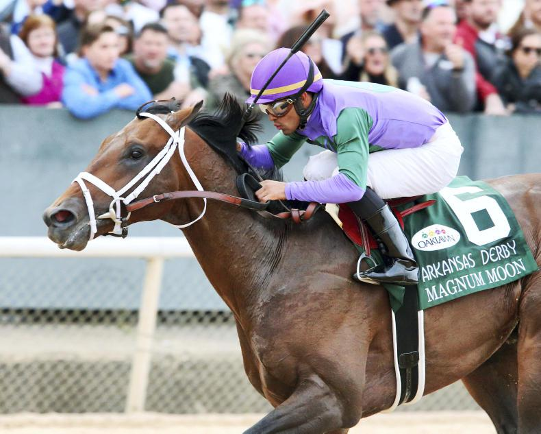 AMERICA: Pletcher loads up for Kentucky with Moon