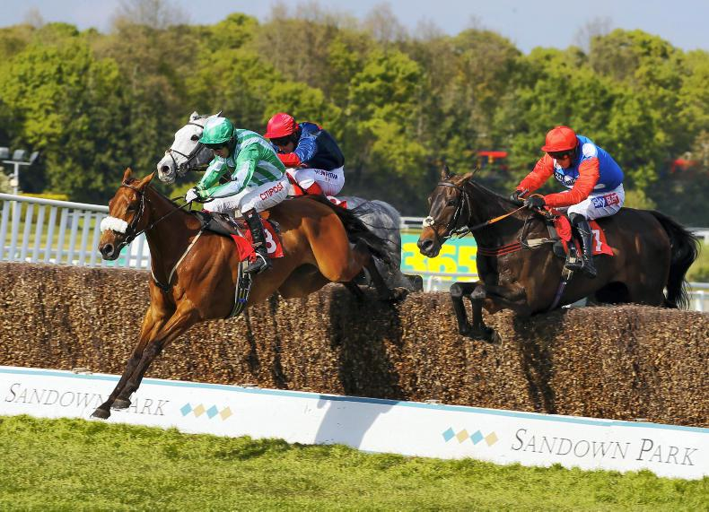 Village Queen reigns at Aintree