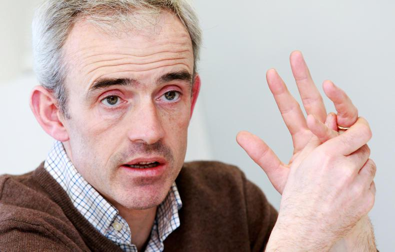 Ruby Walsh to miss Punchestown Festival